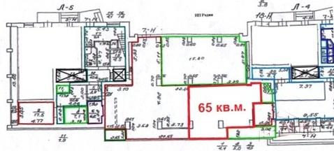 Аренда помещения-65 кв.м. в тк «Нарвский Универмаг» - Фото 4