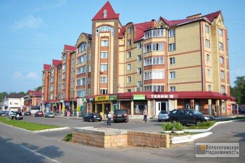 Просторная 1 к.кв. с улучшенной планировкой в центре г.Волоколамска - Фото 1