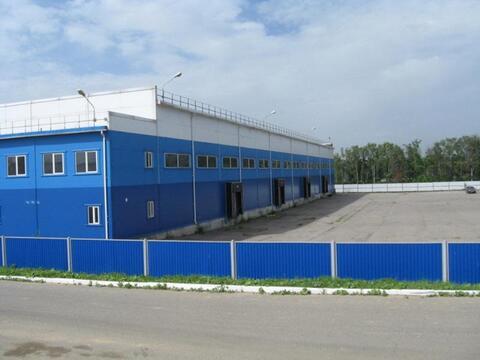 Складской комплекс класса в+ 2200 м. в Домодедово. 25 км. от МКАД - Фото 1