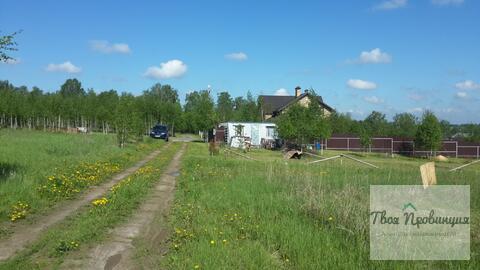 Участок 6 соток в деревне Игумново Чеховского района - Фото 3
