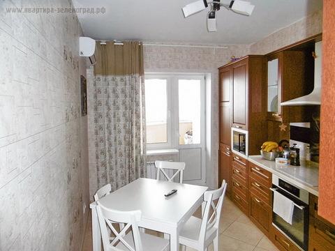 4 комнатная квартира, Зеленоград, корпус 847 - Фото 4