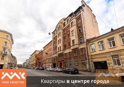 Продажа офиса, м. Площадь Восстания, 7-я Советская ул. 28 - Фото 1