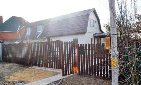 Продается часть дома. , Щербинка г, Зеленая улица 12 - Фото 1