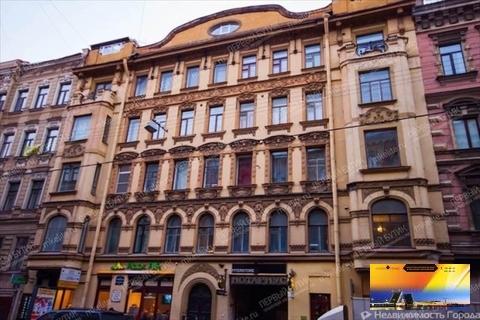Комната на ул. Рубинштейна в историческом центре Петербурга - Фото 1
