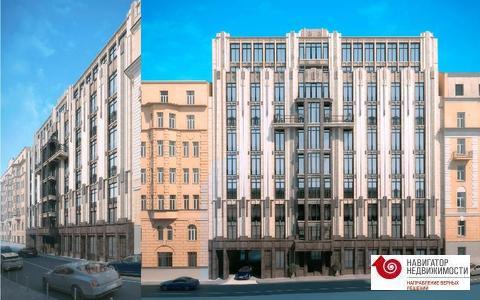 Продается четырехкомнатная квартира 147,44 к.м. в центре Москвы - Фото 4