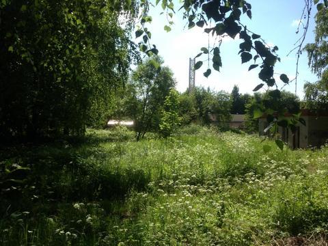 Участок 12 сот. , Боровское ш, 36 км. от МКАД. - Фото 1