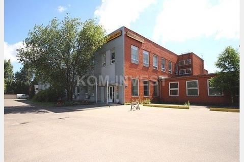 Производственно складской комплекс в Риге возле Южного моста - Фото 1