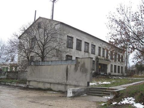 Продажа производственное-складского помещения в Крыму - Фото 1
