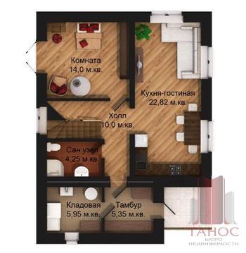 Продается дом 110 м2, Заволжский район - Фото 3