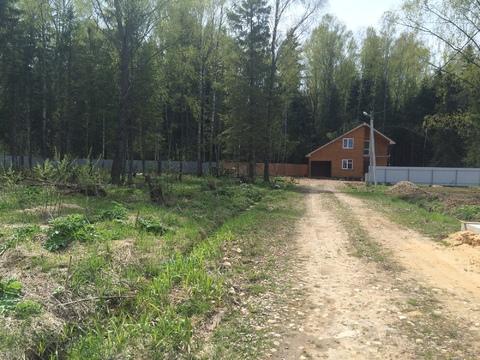Земельный участок под строительство загородного дома. - Фото 5