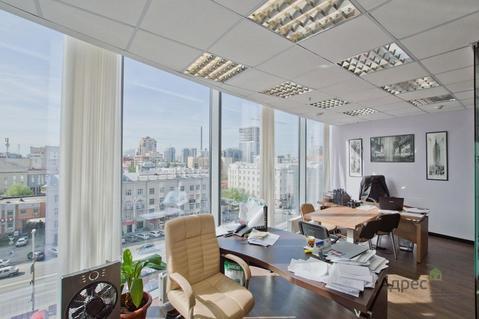 Офис с отделкой в БЦ Высоцкий на Малышева, 51 - Фото 1