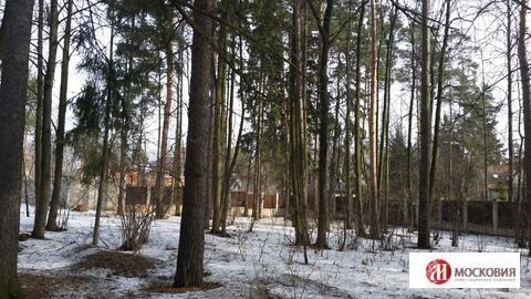 Земельный уч. 15 с. ИЖС, Подольск, 16 км от МКАД Симферопольское шоссе - Фото 1
