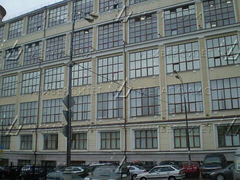 Сдам офис 330 кв.м, бизнес-центр класса B «Yauza Plaza» - Фото 2
