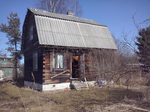 Дом из бруса 70 кв.м, 6,7 сот, 5 мин до Ладожского канала - Фото 1