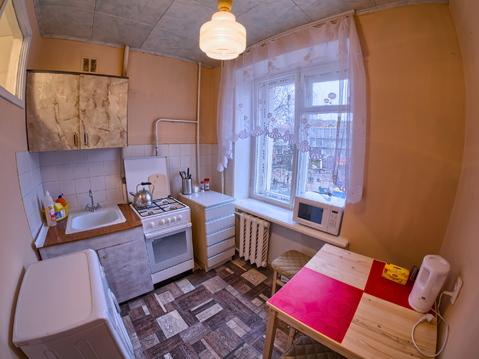 "Двухкомнатная квартира с эркером на ""Арбате"" Нижнего Новгорода. - Фото 5"