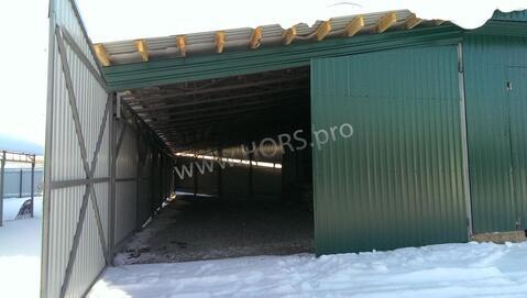 Холодный склад в д. Карманово - Фото 4