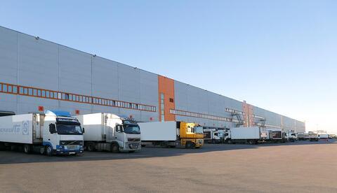 Сдам складской комплекс класса «А» 210 327 кв.м. - Фото 1