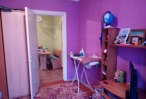 Квартира в 4 мкр, рядом со школой № 5.Отличное предложение! - Фото 4