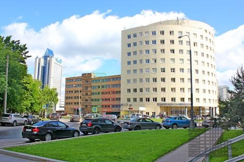 Офис с отделкой, юридическим адресом, бизнес-центр у метро Калужская - Фото 1