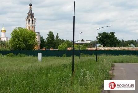 Земельный участок 8 соток в Зосимова Пустынь, 39 км по Киевскому шоссе - Фото 2