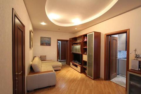 Квартира в сталинском доме рядом с метро, ул. Студенческая 44/28. - Фото 3