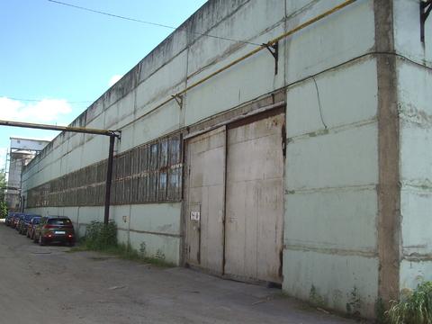 Сдаётся производственно-складское помещение 550 м2 - Фото 1