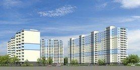 Продажа 1-х комнатной квартиры поселок Бугры, Школьная 6 - Фото 1
