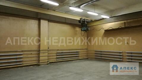 Аренда помещения пл. 400 м2 под склад, , офис и склад м. Перово в . - Фото 3