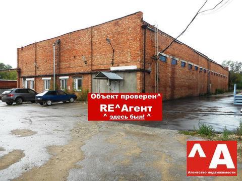 Аренда офисно-складского комплекса в Мясново - Фото 1