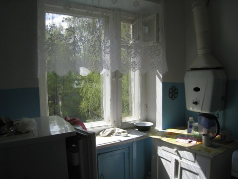 Продаётся 3к квартира в пгт Белый Городок по ул. Главная 24 - Фото 5