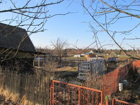 Деревянный дом и участок 6,5 сот в д.Бор Кировского р-на (85км от спб) - Фото 5