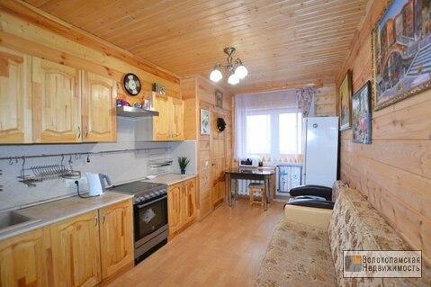 Двухуровневая 3-комнатная квартира в центре Волоколамска - Фото 3