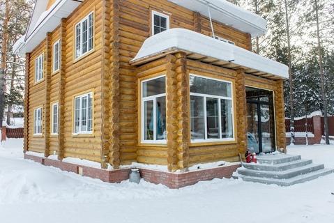 Продам 2-этажный деревянный дом - Фото 1