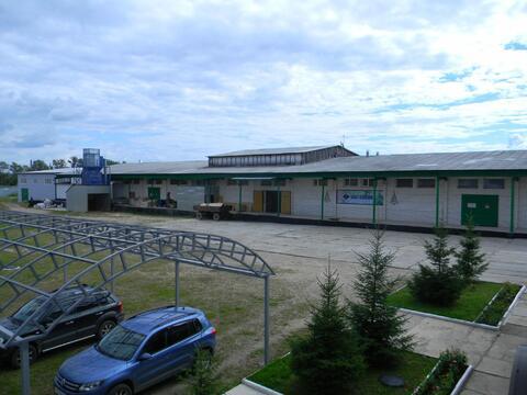 Продам производственный комплекс 4000 кв. м. - Фото 1