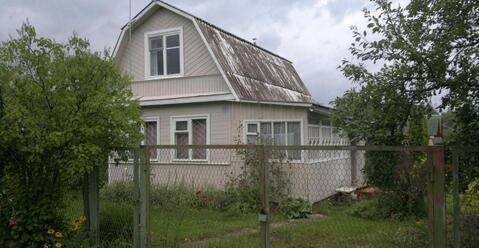 Продается 2х этажная дача 48 кв.м. на участке 6 соток - Фото 1
