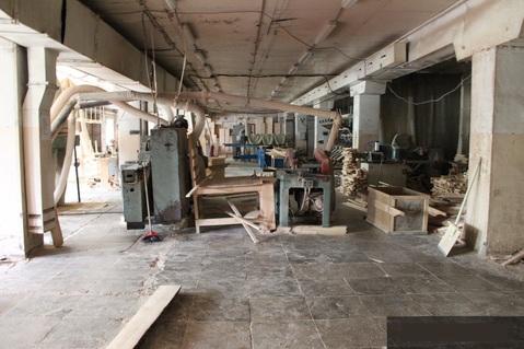 Здание производственного назначения площадью 1633,5 м2, с прилегающим - Фото 3