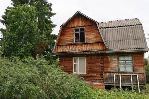 Газовик. Боровск. Лесная дача рядом с большим озером. 98 км от МКАД. - Фото 1