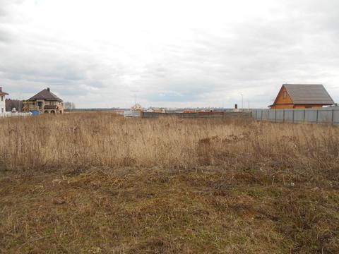 Участок 10 сот, Киевское ш, 20 км от МКАД - Фото 3