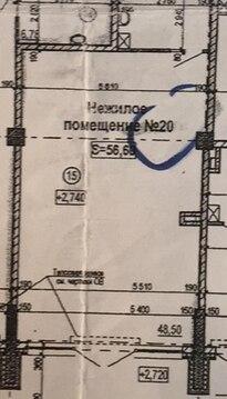 Коммерческое помещение в строящемся доме на Щорса 8м - Фото 5