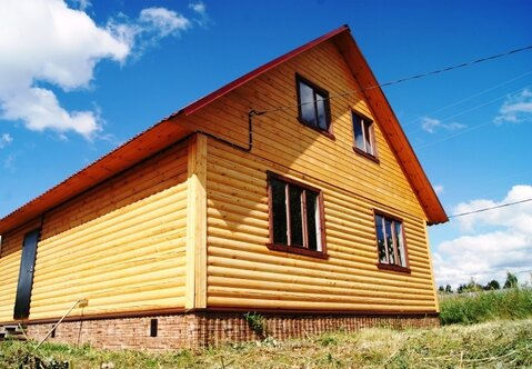 Дом в деревне Финеево - Фото 1