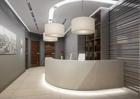 Престижный офис 550 м2 в бц Парк Победы - Фото 2