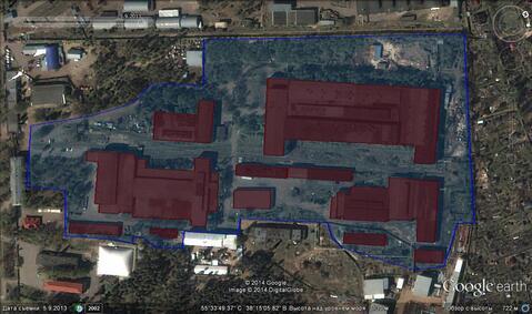 Продается производственно-имущественный комплекс 45000 м г. Раменское - Фото 1