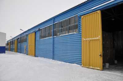 Сдается склад, Покров, 1000м2 - Фото 1