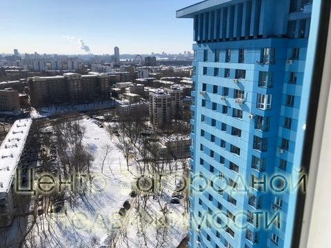 Двухкомнатная Квартира Москва, улица Авиационная, д.59, СЗАО - . - Фото 3