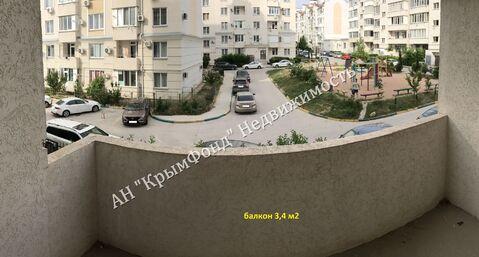 2-х ком. квартира в Севастополе, п-т Античный - Фото 1