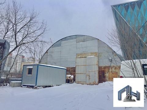 Сдается в аренду складское помещение (ангар) 480 м2 (в районе м.вднх) - Фото 1