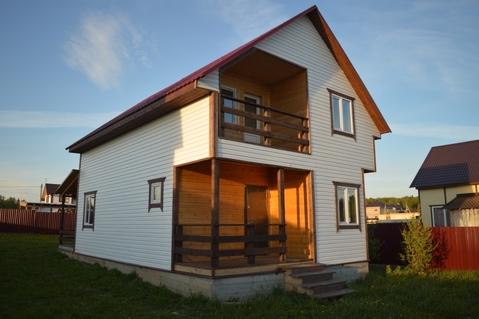 Продам новый 2-х этажный дом от Собственника для круглогодичного прож - Фото 1