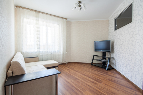 Продается 1-комн. квартира с евроремонтом, м. Котельники - Фото 5
