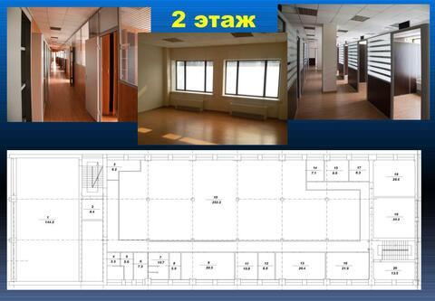 Продажа здания 2600 кв.м. м.Алексеевская, ул.Графский переулок 12 - Фото 5