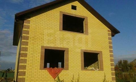 Продам 2-этажн. дом 102 кв.м. Ялуторовский тракт. Программа Молодая . - Фото 1